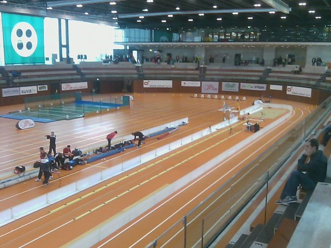 Photo Swiss Indoor Track & Field Championship
